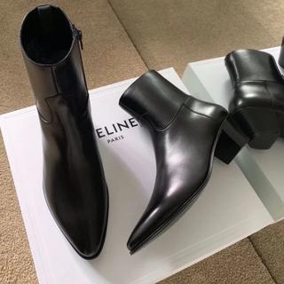 セリーヌ(celine)の新品セリーヌSS19 ジャクノブーツ 60mm(ブーツ)