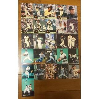 カルビー(カルビー)のカルビー プロ野球チップス カード  読売ジャイアンツ 26枚セット(スポーツ選手)