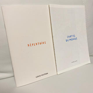 ルイヴィトン(LOUIS VUITTON)のLouis Vuitton アドレス帳と世界地図(その他)