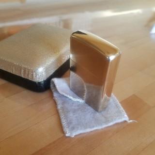 ジッポー(ZIPPO)のlemontreeさん専用 10K GOLD FILLED(タバコグッズ)
