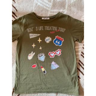 チュチュアンナ(tutuanna)のTシャツ Mサイズ(Tシャツ(半袖/袖なし))
