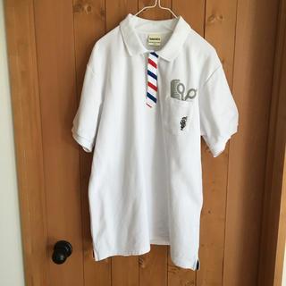 ランドリー(LAUNDRY)のLaundry ポロシャツ Lサイズ(ポロシャツ)