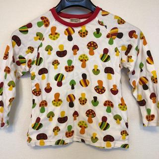 アルプクラブ(ALP.club)のAlp.Club きのこロンT 120cm(Tシャツ/カットソー)