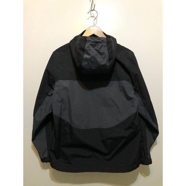 XLARGE(エクストララージ)のXLARGE ナイロンジャケット M ブラック グレー メンズのジャケット/アウター(ナイロンジャケット)の商品写真