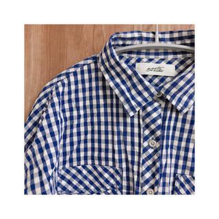 ズーティー(Zootie)の値下げ ギンガムチェックシャツ(シャツ/ブラウス(長袖/七分))