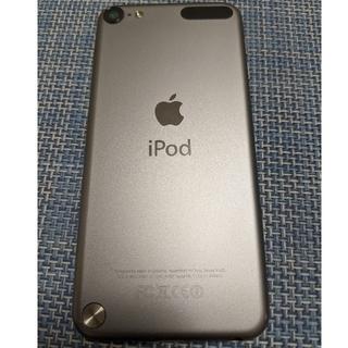 アイポッドタッチ(iPod touch)の【美品】Apple ipod Touch 第5世代 64GB A1421 グレー(ポータブルプレーヤー)