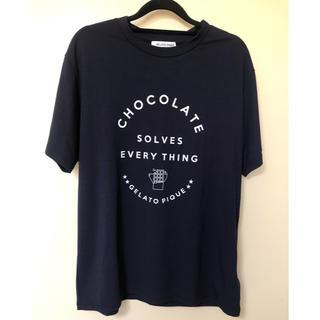 ジェラートピケ(gelato pique)のジェラートピケオム♡Tシャツ(Tシャツ/カットソー(七分/長袖))
