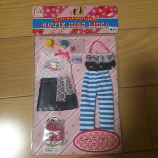 タカラトミー(Takara Tomy)の未使用キューティーキッズ リカちゃんドレスセット キャンディポップ(キャラクターグッズ)