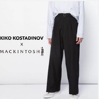 マッキントッシュ(MACKINTOSH)のkiko kostadinov mackintosh 0002(スラックス)