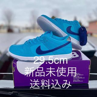 ナイキ(NIKE)のNike sb dunk low pro blue fury 29.5cm(スニーカー)
