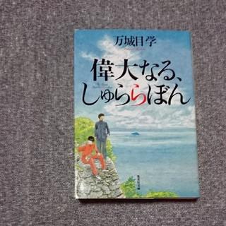 偉大なる、しゅららぼん(文学/小説)