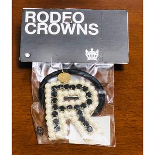 ロデオクラウンズ(RODEO CROWNS)の【新品】ロデオクラウンズ ヘアゴム RODEO CROWNS ヘアアクセサリー(ヘアゴム/シュシュ)