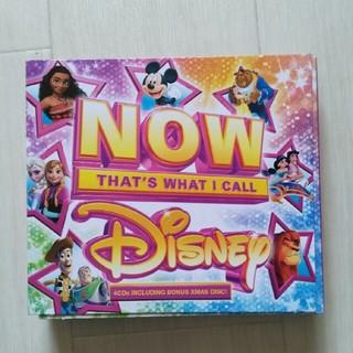 ディズニー(Disney)のNOW that's what i call DISNEY(ポップス/ロック(洋楽))