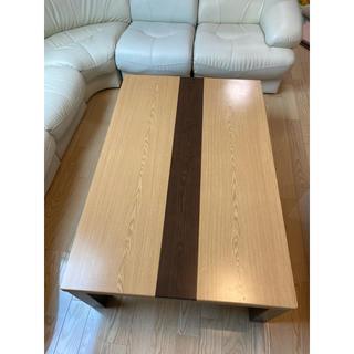 イケア(IKEA)のローテーブル 【引取限定値下げ】(ローテーブル)