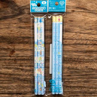 サンエックス(サンエックス)のすみっコぐらし☆かきかた鉛筆6本(鉛筆)