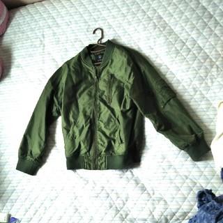 ダブルクローゼット(w closet)の値下げ中w closet ミリタリージャケット(ミリタリージャケット)