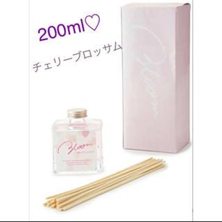 ジェラートピケ(gelato pique)のジェラートピケ ディフューザー ルーム香水  さくら200ml(その他)