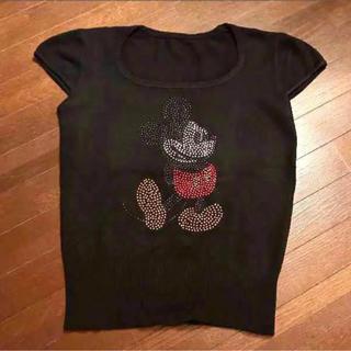 ディズニー(Disney)のタイムsale ミッキーマウス ディズニー トップス(ニット/セーター)