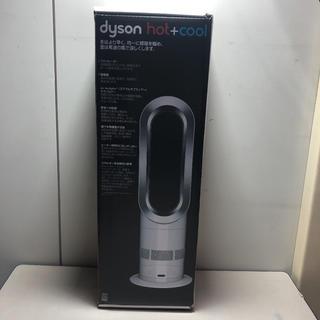 ダイソン(Dyson)のdyson AM05WS 1度試運転したのみ(ファンヒーター)