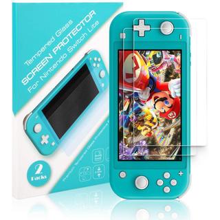 Nintendo Switch Lite ガラスフィルム(その他)