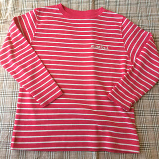 モンベル(mont bell)のMontbell 長袖 100cm(Tシャツ/カットソー)