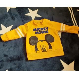 ディズニー(Disney)のミッキーマウス トレーナー(トレーナー)