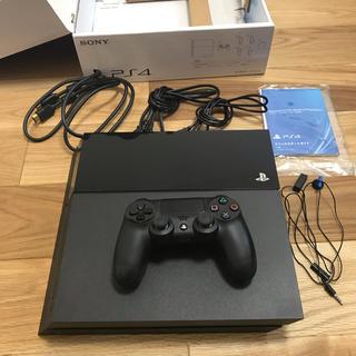 プレイステーション4(PlayStation4)のPlayStation4 CHU-1100 500GB(家庭用ゲーム機本体)
