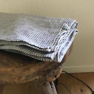 フォグリネンワーク(fog linen work)のfog 専用linen work フォグリネンテーブルクロス 130×130(テーブル用品)