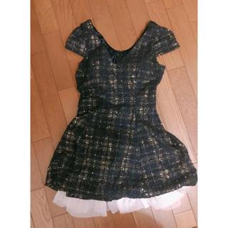 デイジーストア(dazzy store)のタグなし 未使用 ワンピース 春 半袖 キャバドレス(ミニドレス)