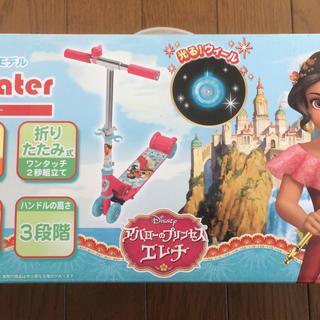 ディズニー(Disney)の新品 イージースケーター(三輪車/乗り物)