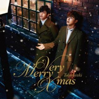 トウホウシンキ(東方神起)の東方神起 Very Merry Xmas CD&DVD(ポップス/ロック(邦楽))