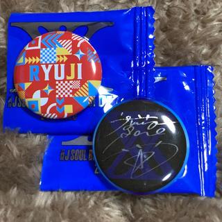 サンダイメジェイソウルブラザーズ(三代目 J Soul Brothers)の今市隆二 缶バッジセット(その他)