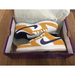ナイキ(NIKE)の27.5cm NIKE SB DUNK LOW PRO LASER ORANGE(スニーカー)