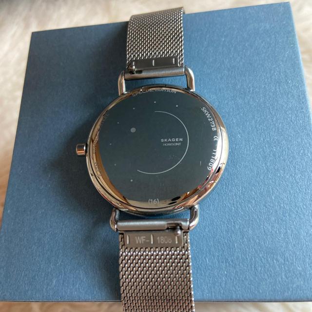 SKAGEN(スカーゲン)のSKAGEN レディース 腕時計 ベルト+2本 レディースのファッション小物(腕時計)の商品写真