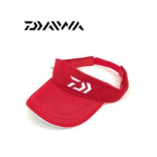 ダイワ(DAIWA)のDAIWA ダイワ サンバイザー キャップ 海外モデル 帽子 フィッシング帽子(ウエア)