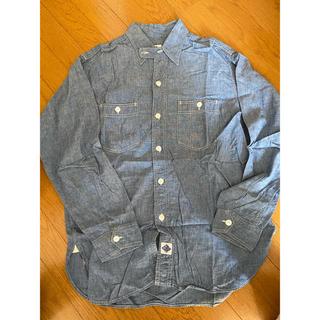 ポストオーバーオールズ(POST OVERALLS)のLucky様専用 post overall シャンブレーシャツ size:M(シャツ)