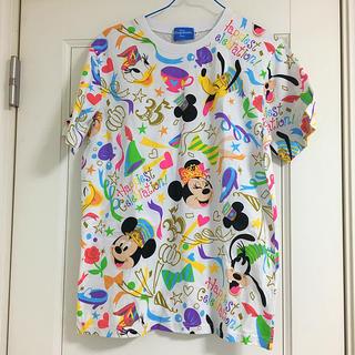 ディズニー(Disney)のディズニー 35th 限定Tシャツ(キャラクターグッズ)