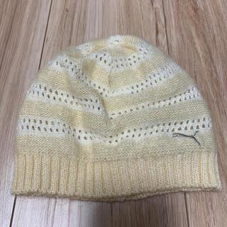 プーマ(PUMA)のPUMAニット帽(ニット帽/ビーニー)