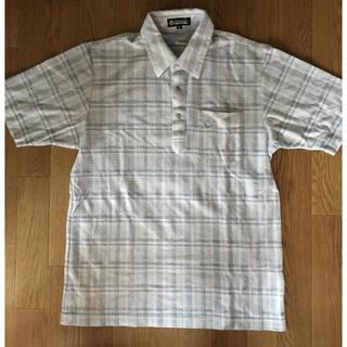シマムラ(しまむら)の紳士服 ポロシャツ サイズM(ポロシャツ)