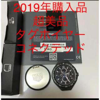 タグホイヤー(TAG Heuer)の2019年購入超美品!タグホイヤー コネクテッド モジュラー45(腕時計(デジタル))