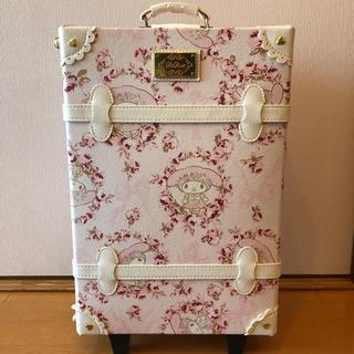 リズリサ(LIZ LISA)のリズリサ マイメロディ キャリーバッグ(スーツケース/キャリーバッグ)