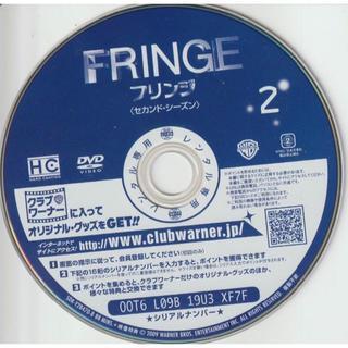 フリンジ セカンドシーズン2 [DVD-ディスクのみ](TVドラマ)