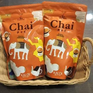 カルディ(KALDI)のカルディ チャイ 2袋(茶)