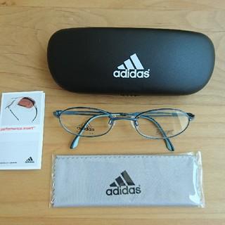 アディダス(adidas)のadidasジュニア用、眼鏡(サングラス/メガネ)