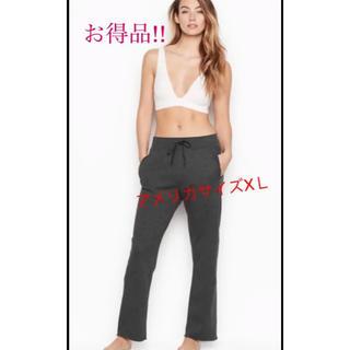 ヴィクトリアズシークレット(Victoria's Secret)のヴィクトリアシークレットスゥエットグレー/XL(その他)
