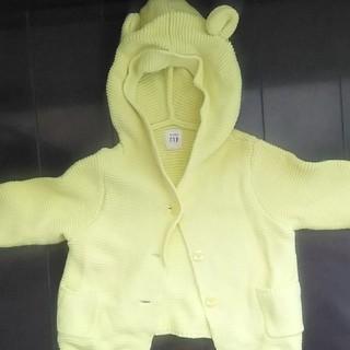 babyGAP - 子供服パーカーサイズ6ー12month
