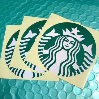 スターバックスコーヒー(Starbucks Coffee)の【まこち様専用】スタバ ロゴシール(しおり/ステッカー)