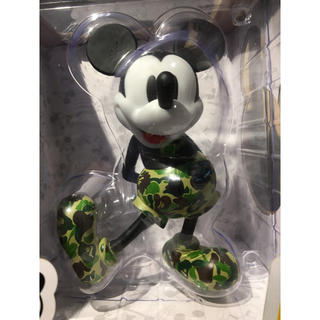 アベイシングエイプ(A BATHING APE)のミッキーマウス APE Medicom toy(その他)