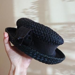 エディットフォールル(EDIT.FOR LULU)のvintage hat(麦わら帽子/ストローハット)