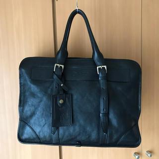 ガンゾ(GANZO)のGANZO ガンゾ 7QS ビジネスバッグ 牛革 本革 トート ベルト 財布(ビジネスバッグ)